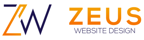 Zeus Website Design